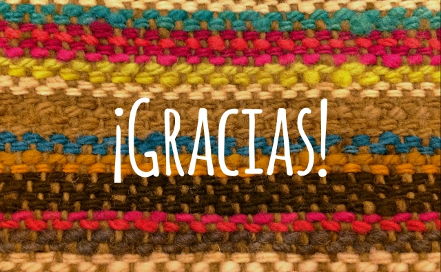 語 ありがとう スペイン